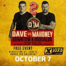 Dave vs. Mahoney 2: Downtown Boogaloo